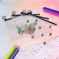 1pc PVC Waterproof Multifunctional Mini Swimming Bag For Gadget Storage BagSJCAU