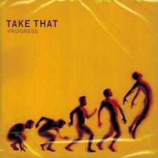 CD MUSICALE NUOVO/scatola originale-take that-Progress