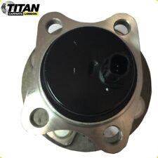 Fits Toyota Yaris Mk2 2005-2015 + Abs Sensor 42450-52060 Rear Hub Wheel Bearing