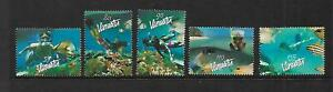 2003 Snorkelling Set of 5 MUH/MNH