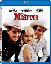 NEW BLU-RAY - THE MISFITS - Clark Gable, Marilyn Monroe, Montgomery Clift