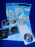 Lot of 3 PS3;Grand Theft Auto 4-w/ Map,Skyrim,Both w/ Manuals,Far Cry 3,VG,FR SH