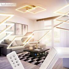 Design LED Decken Leuchten Fernbedienung Flur Wohn Schlaf Zimmer Lampen dimmbar