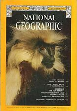 National Geographic September 1976