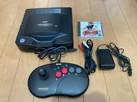 SNK NEOGEO CD Console TopLoading Model with Game 2