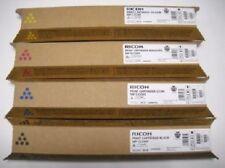 4 Original toner ricoh aficio mp c2051 c2551 c2550/841504 8415 06 841507 841508
