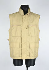 Alberto Aspesi Hooded Men Vest Jacket Size XL, Genuine