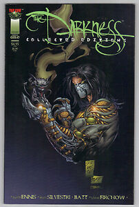 Set of 2 books Darkness Collected Edition & Witchblade/ Darkness Family Ties.