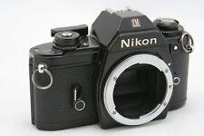 Nikon Analogkameras