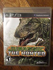 Jurassic the Hunted (Sony PlayStation 3 2009) No manual