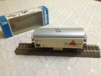 Marklin 1/87 Ho 4426 Refrigerator Wagon Advertising Car Apollinaris