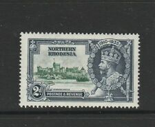 Northern Rhodesia 1935 Silver Jubilee 2d MM SG 19