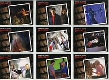 Smallville Seasons 7-10 Complete Behind The Scenes Chase Card Set BTS1-9