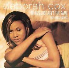 Things Just Ain't the Same Deborah Cox MUSIC CD
