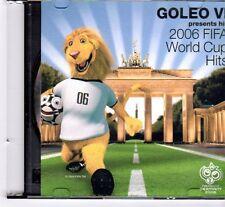(DX854) Goleo VI, 2006 FIFA World Cup Hits - 2006 DJ CD