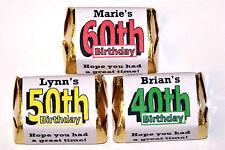 y fiestas de de para Envolturas dulces Bolsa cumpleaños 50th qnt0vnd
