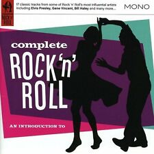 Complete Rock 'N' Roll ~ NEW SEALED CD ROCKABILLY + ROCK AND ROLL ORIGINALS
