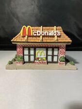 1993 McDonald's Restaurant Ceramic Replica  Made For McDonald's