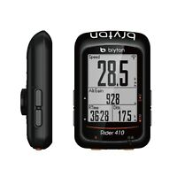 Bryton Rider 410E Wireless GPS / ANT+ BLE Bike Bicycle Cycling Computer