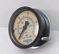 Festo FMA-50-10-1/4-EN 159599 Flanschmanometer