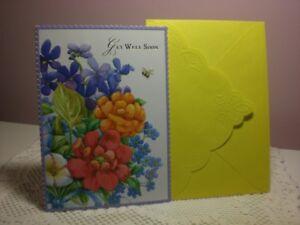 Carol's Rose Garden - Get Well - A bouquet of beautiful Hydrangaes