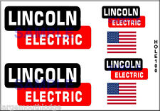 HO SCALE CUSTOM TRUCK CONTAINER LINCOLN ELECTRIC DECAL SET HOLE100