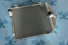 Fit Ford Model A 1928 28 aluminum radiator 56mm NO COOLANT LOST