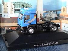 Herpa SZM Iveco Eurotech 380 blau 110136 PC