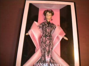 1999 Hanae Mori Limited Edition Designer Barbie Doll New in Box