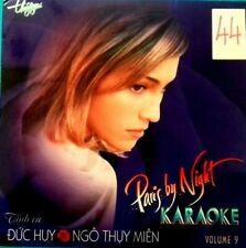 Laserdisc Karaoke Paris by Night Volume 9 Ref 077