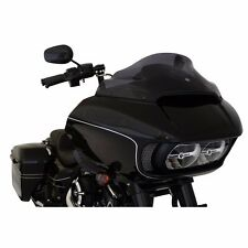 "Klock Werks 9"" Dark Smoke Sport Flare Windshield Harley Road Glide 2015-2017"