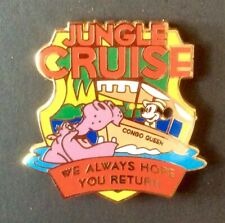 """New listing Disney's Jungle Cruise, """"We Always Hope You Return� featuring Mickey Mouse"""