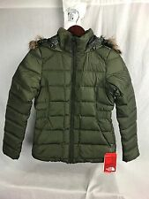 NEW NORTH FACE GOTHAM DOWN JACKET GRAPE LEAF WOMENS S SMALL INSULATED FREE SHIP