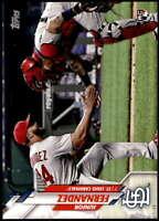 Junior Fernandez 2020 Topps Short Print Variations 5x7 #615 /49 Cardinals