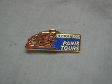 Pin Cyclisme Paris-Tours 92