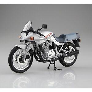 Aoshima 1/12 scale Suzuki GSX1100S Katana SL die-cast (ready-made)