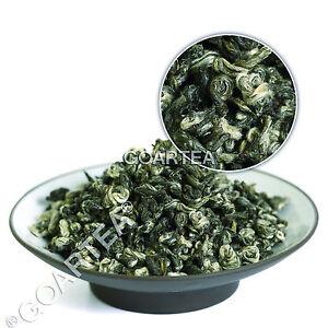 GOARTEA Organic Nonpareil Supreme Suzhou Biluochun Snail Leaf Spring Green Tea