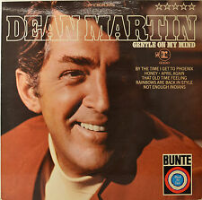 "Dean Martin - GENTLE ON MY MIND - GERMAN PRESS! 12 "" LP (O316)"