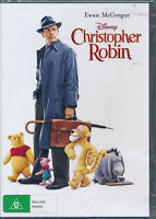 NEW Christopher Robin - DVD