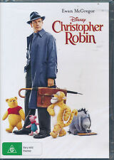 Christopher Robin DVD NEW Region 4 Ewan McGregor