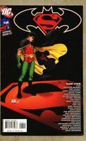 Superman / Batman #26-2006 nm- 9.2 Michael Turner Variant Cover Sam Loeb tribute