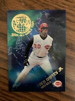 2002 Topps All World Team Insert #AW-12  Ken Griffey Jr Cincinnati Reds  NrMt