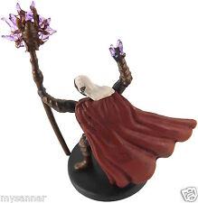 D&D mini DROW ARCHMAGE (Wizard) Dungeons & Dragons ROD Pathfinder Miniature