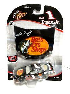 Martin Truex Jr. #1 Bass Pro Shops 1:64 Scale Nascar Diecast With Hood