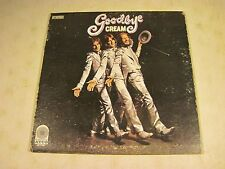 Vintage 1969 Goodbye Cream LP Vinyl Album ATCO SD 7001 Original VG+