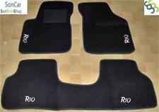 KIA RIO TAPPETI tappetini AUTO + 4 decori + 4 block