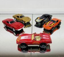 Vintage Corvette Stingray Hot Wheels Matchbox Racing Champs and Johnny Lightning