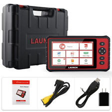 LAUNCH X431CRP909 Auto All System OBD2 Scanner ABS TPMS IMMO Key DPF Oil Reset