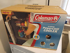 New Coleman Powerchill Thermoelectric 12v Cooler 40-quart 5644-710