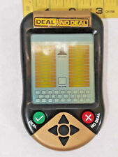 Deal or No Deal TV Show Electronic Handheld Game Irwin 2006 Pocket Travel TESTED